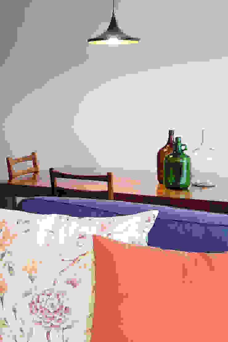 Sala Comum - zona de jantar Salas de jantar modernas por maria inês home style Moderno