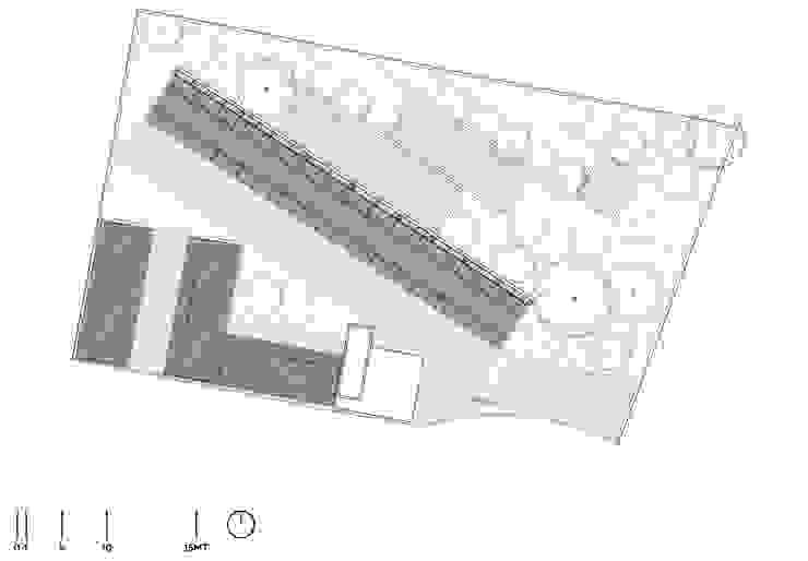 Calandrias Residencial de Studio de Arquitectura y Ciudad