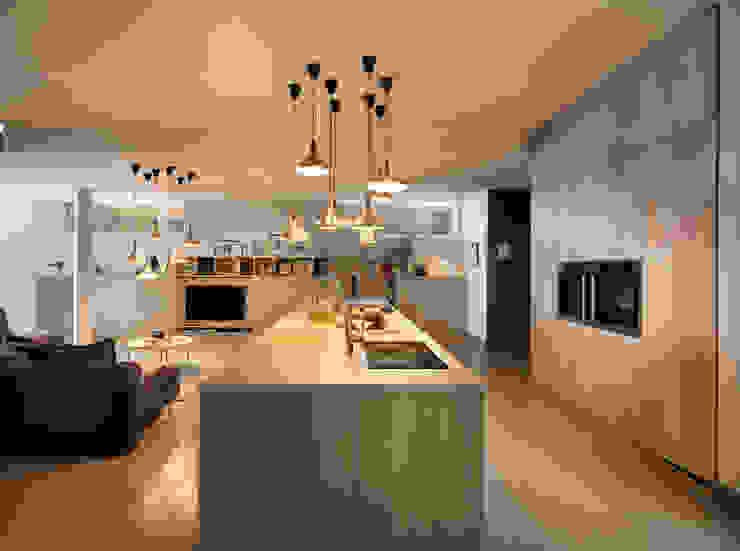 現代廚房設計點子、靈感&圖片 根據 Schmidt Küchen 現代風