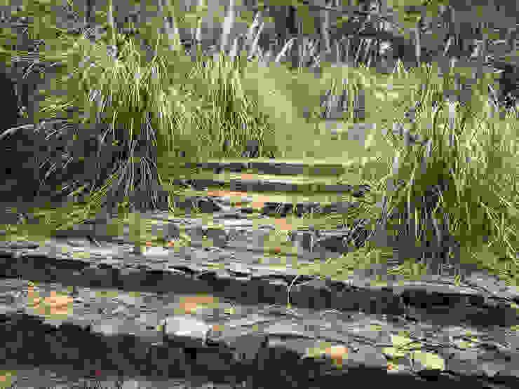 Jardín privado Jardines modernos de Paisaje Radical Moderno