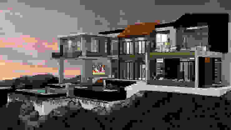 Villa Sofio NOGARQ C.A. Casas modernas
