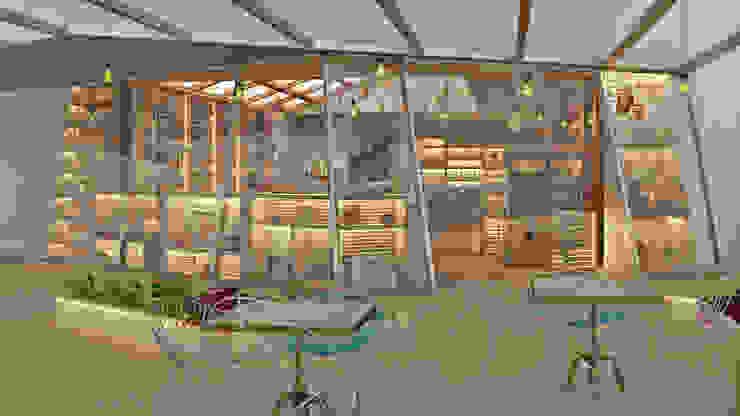 Rustica Market NOGARQ C.A. Restaurantes