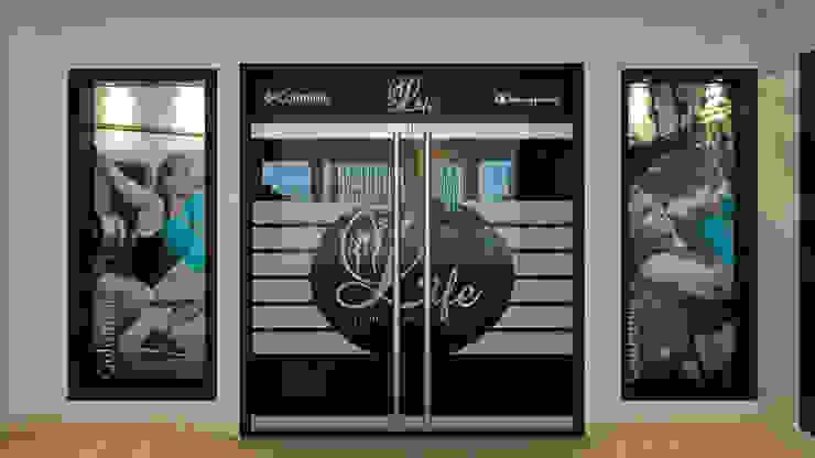 Life Fitness Center de NOGARQ C.A. Moderno