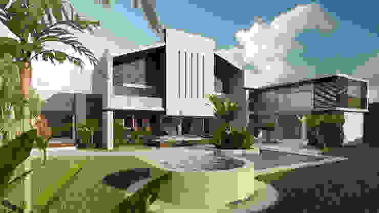 Case moderne di NOGARQ C.A. Moderno