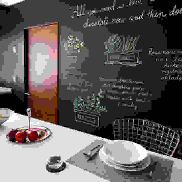 ห้องครัวหรือห้องรับประทานอาหาร: ผสมผสาน  โดย Nantheera, ผสมผสาน
