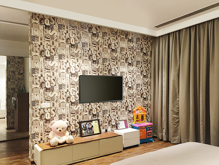 Kids Room Modern style bedroom by 23DC Architects Modern