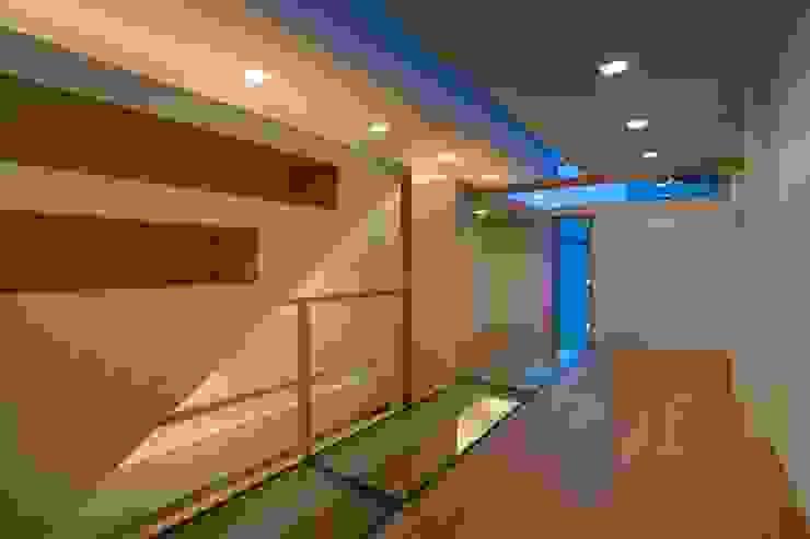 Modern style bedroom by 藤原・室 建築設計事務所 Modern