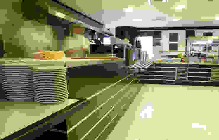 Dünya Ticaret Merkezi Şirnazım Restaurant /Yeşilköy /İstanbul 5K MİMARLIK
