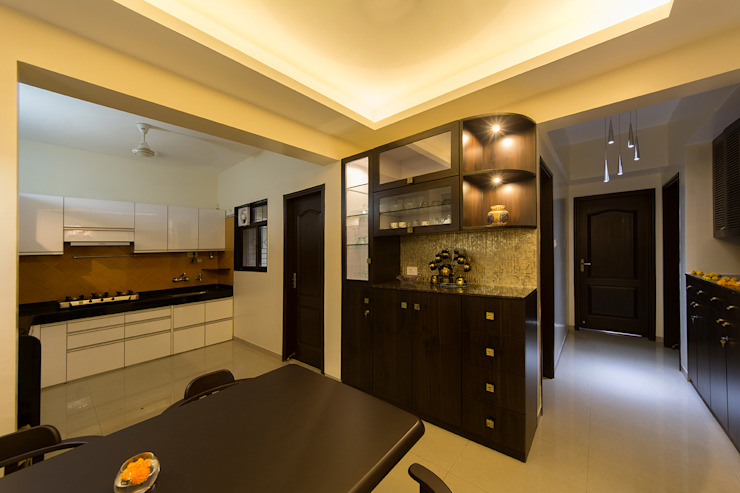 Utility Unit Modern dining room by Navmiti Designs Modern