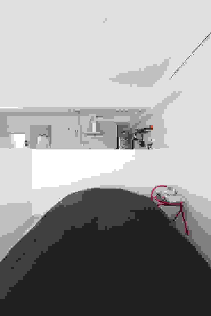 otokonoshiro nuリノベーション Спальня в стиле минимализм
