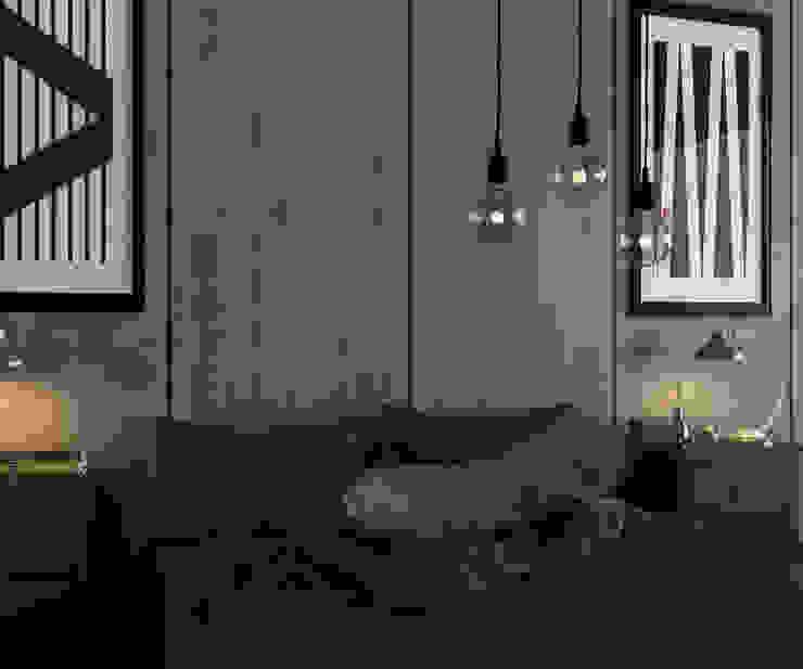 Çayyolu İskandinav Yatak Odası Boraevgar İskandinav
