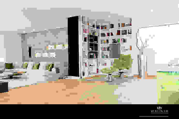 Eklektik Oturma Odası Wagner Möbel Manufaktur Eklektik