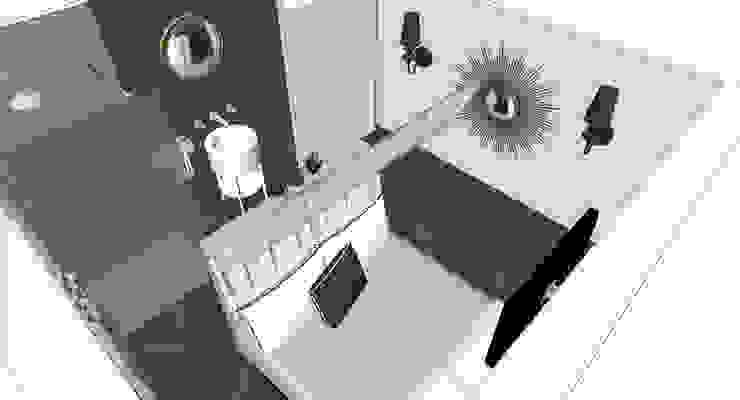 Modélisation d'une chambre d'amis Amandine Leblanc