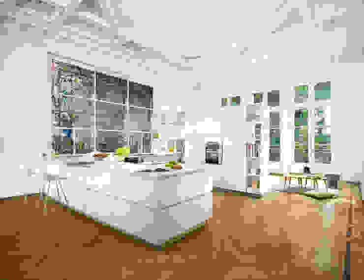 مطبخ تنفيذ Schmidt Küchen, حداثي