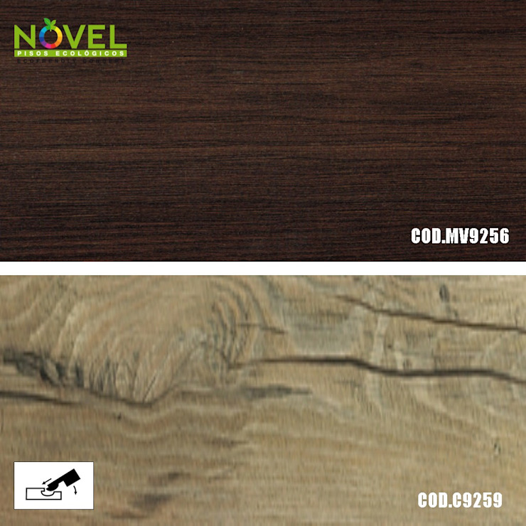 THE FLOORING COMPANY S.A Walls & flooringWall & floor coverings Engineered Wood Wood effect