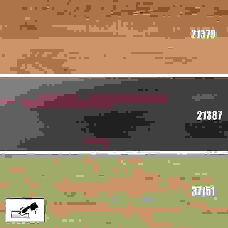 PISO FLOTANTE CLASSEN 8mm AC4 de THE FLOORING COMPANY S.A Moderno Derivados de madera Transparente