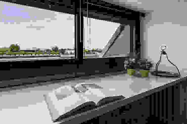 Modern style bedroom by Architrek Modern