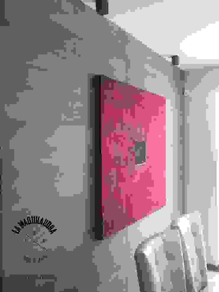 Modern walls & floors by La Maquiladora / taller de ideas Modern