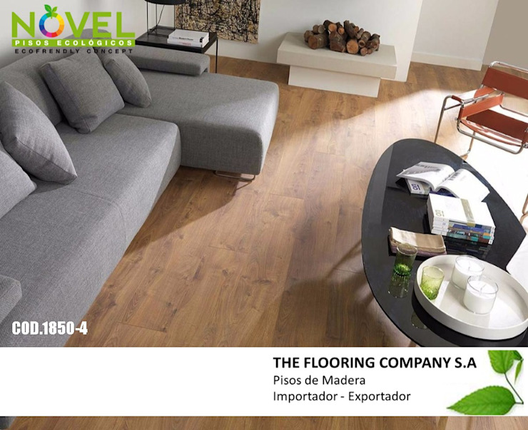 classic  by THE FLOORING COMPANY S.A, Classic Engineered Wood Transparent