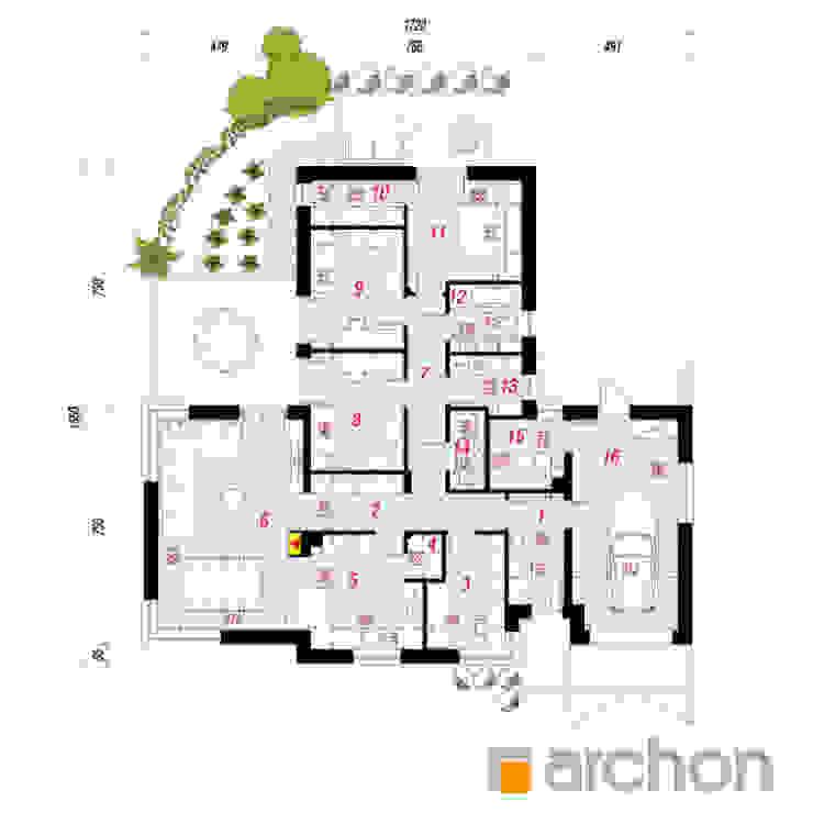 من ARCHON+ PROJEKTY DOMÓW