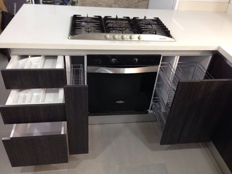Andina de Modulares KitchenStorage