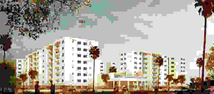Apartamentos Recife de Célula Visual