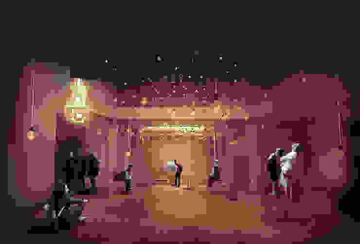 Concurso Espacio Habitar de Célula Visual
