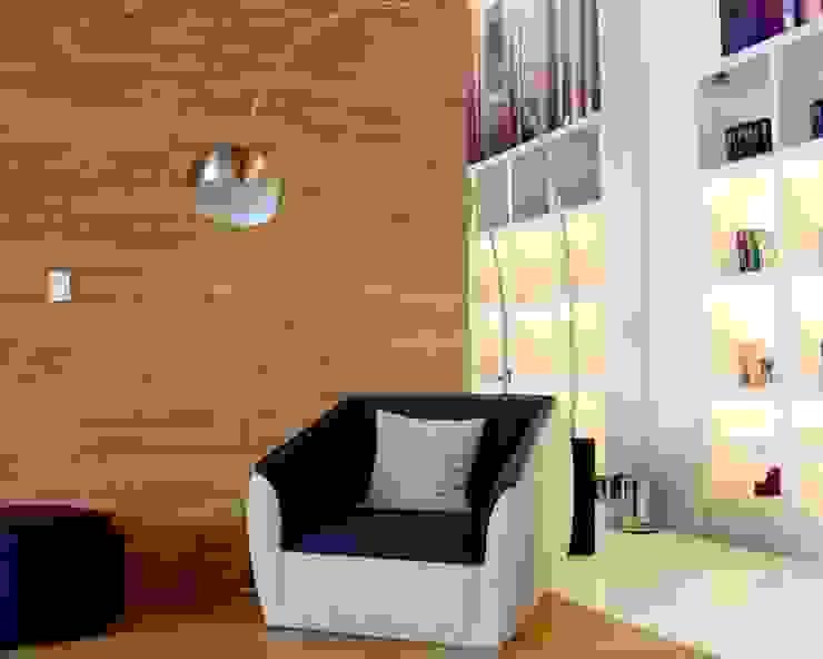 Cosmocrat Salones minimalistas de Interia Muebles Minimalista