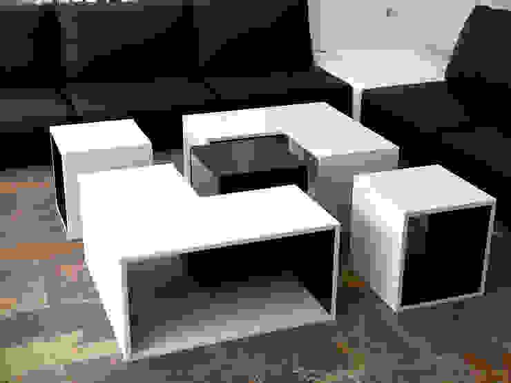 Casa Estado de México de Interia Muebles Moderno