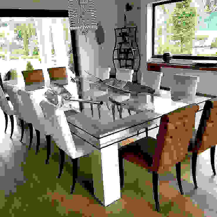 Casa Estado de México Comedores modernos de Interia Muebles Moderno