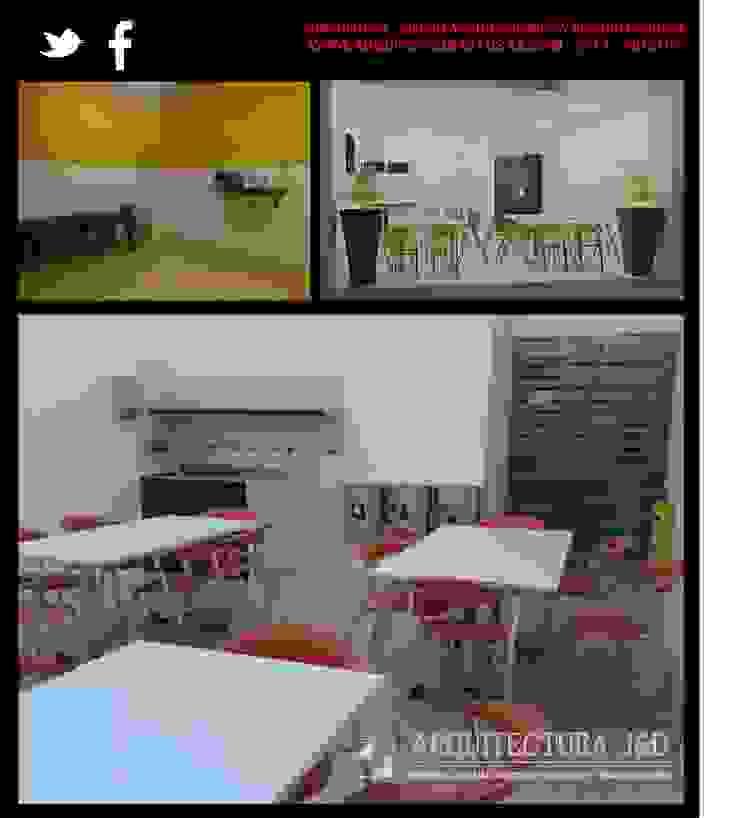 de estilo industrial por ARQUITECTURA J Y D SAS, Industrial