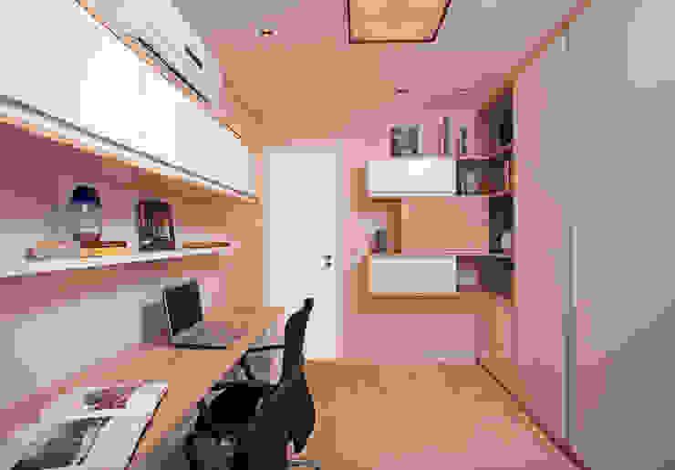 مكتب عمل أو دراسة تنفيذ Andréa Spelzon Interiores, حداثي