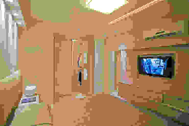 Andréa Spelzon Interiores Moderne Schlafzimmer