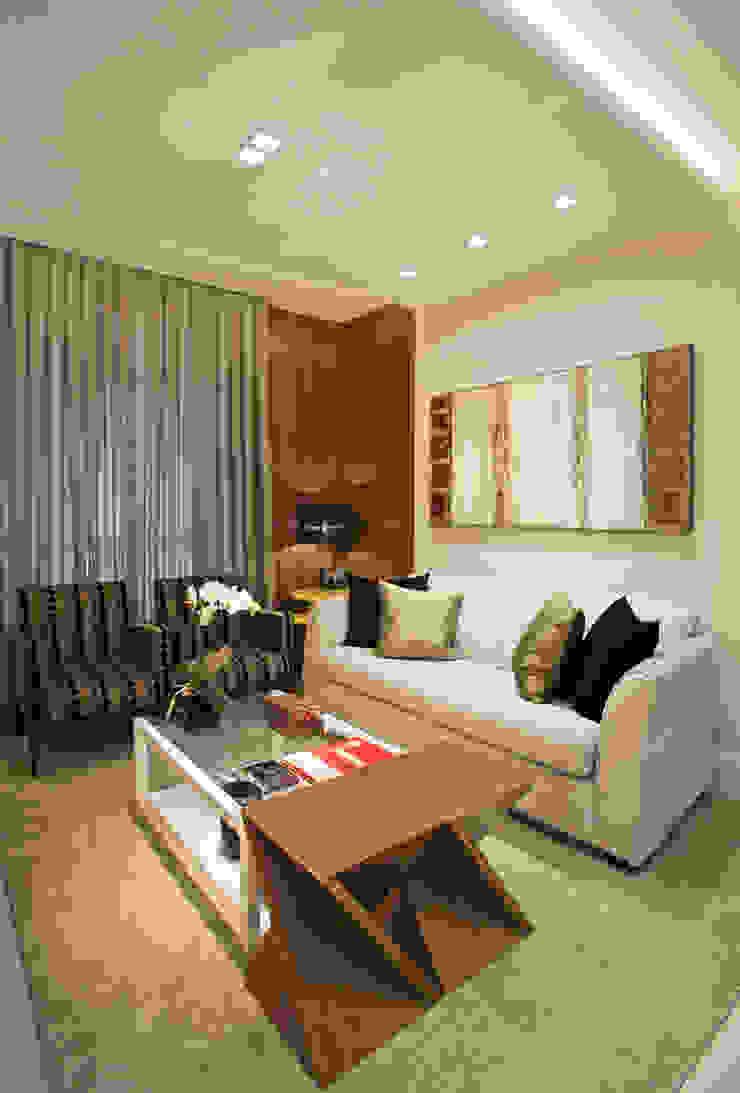 Andréa Spelzon Interiores Living room