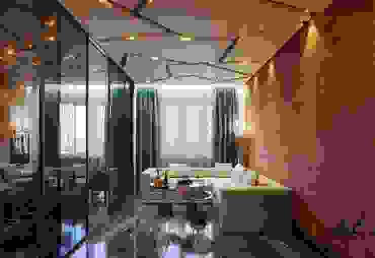Студия Марии Боровской Modern living room
