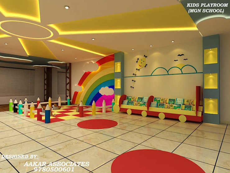 play way wing by aakarconstructions