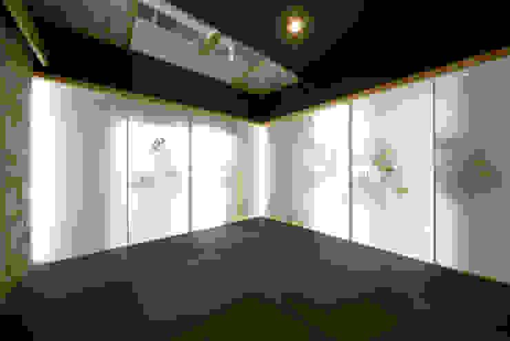 modern  by 松浦一級建築設計事務所, Modern Wood Wood effect
