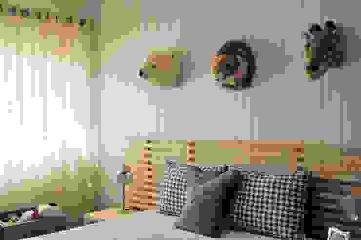 غرفة الاطفال تنفيذ Ci interior decor, إسكندينافي