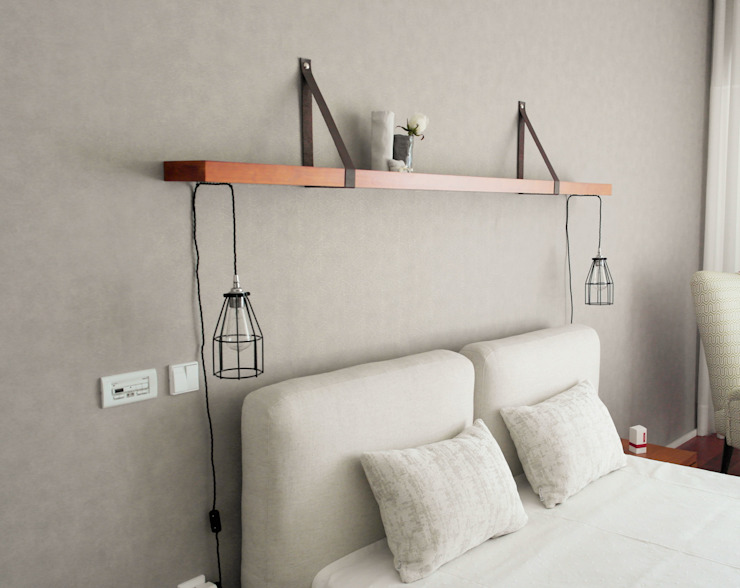 Industrial style bedroom by Ci interior decor Industrial