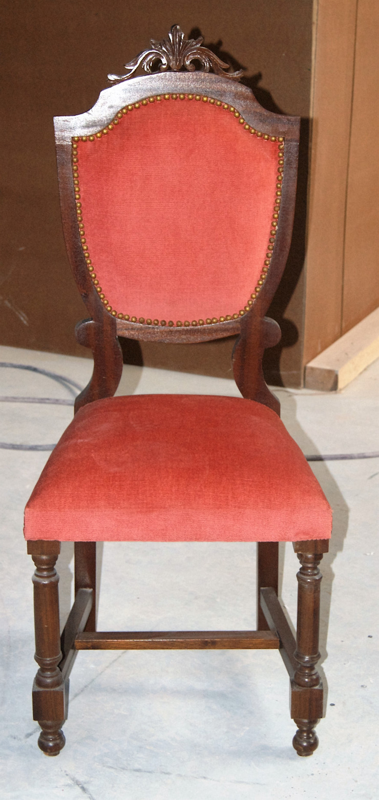 Chair «Lady in Red» por Shanna's Stuff