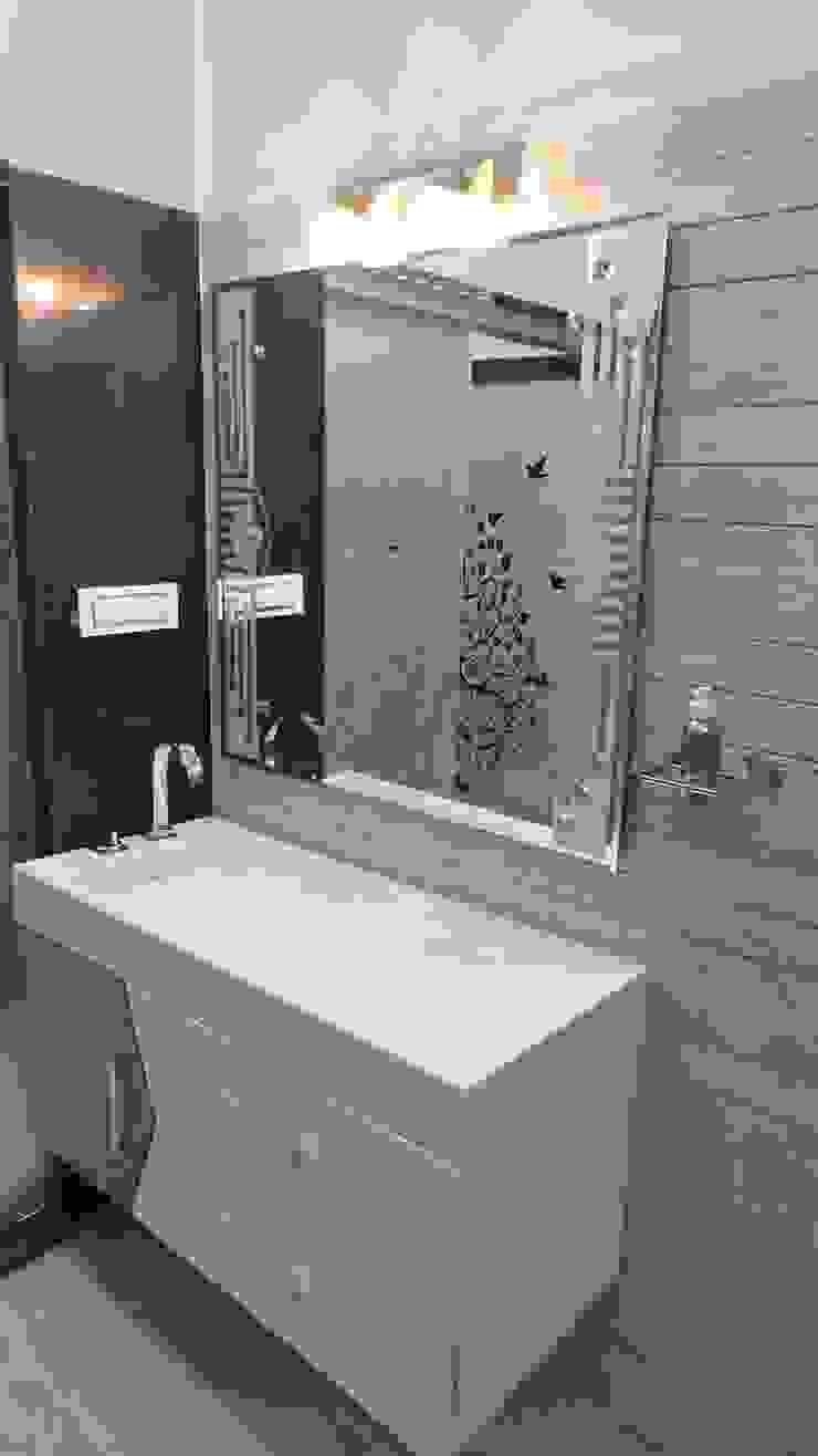 Shadab Anwari & Associates. BathroomSinks