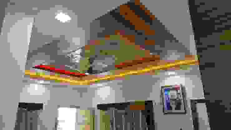 Shadab Anwari & Associates. Ruang Keluarga Modern