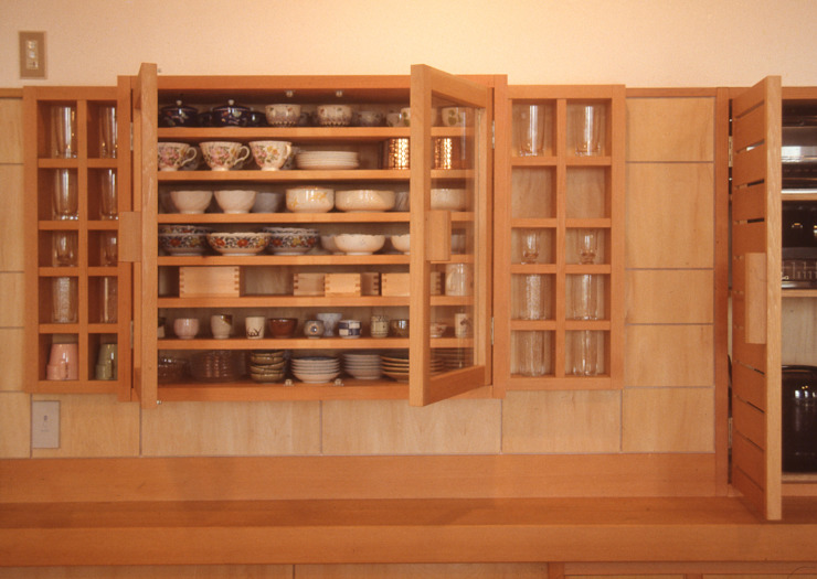 Kitchen by (株)独楽蔵 KOMAGURA, Eclectic