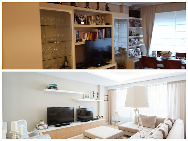 GESTION INTEGRAL DE PROYECTOS DEL NOROESTE S.L. Living room