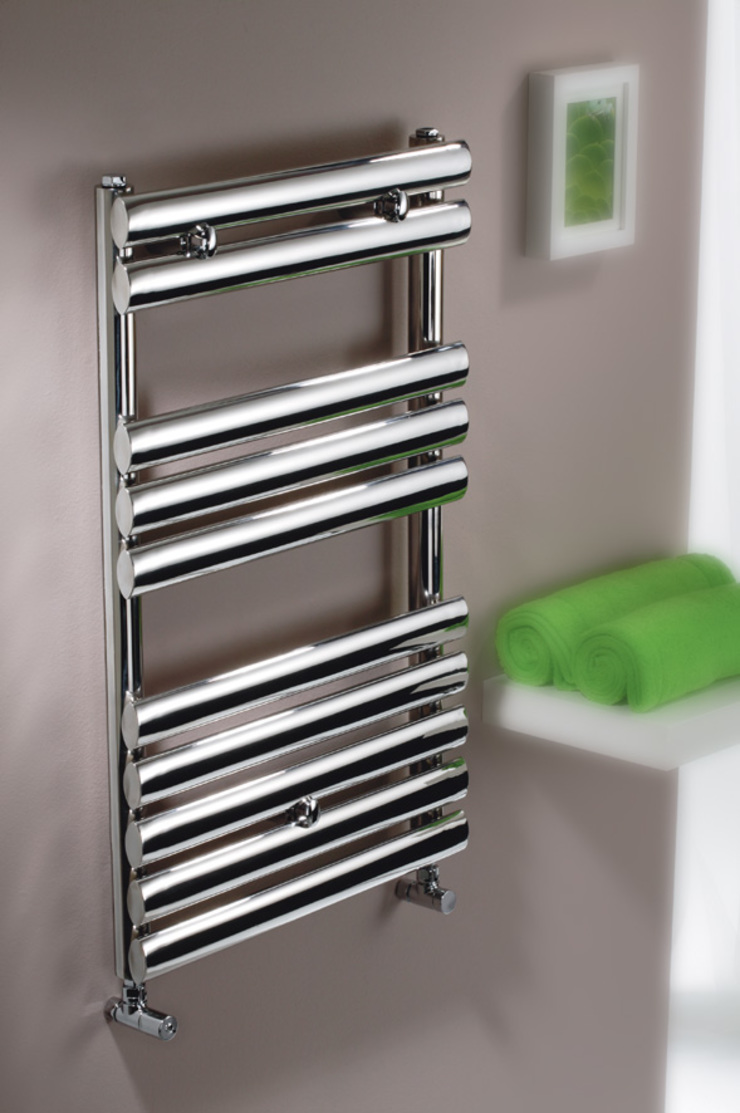 Radiators for small bathrooms Modern Bathroom by Feature Radiators Modern