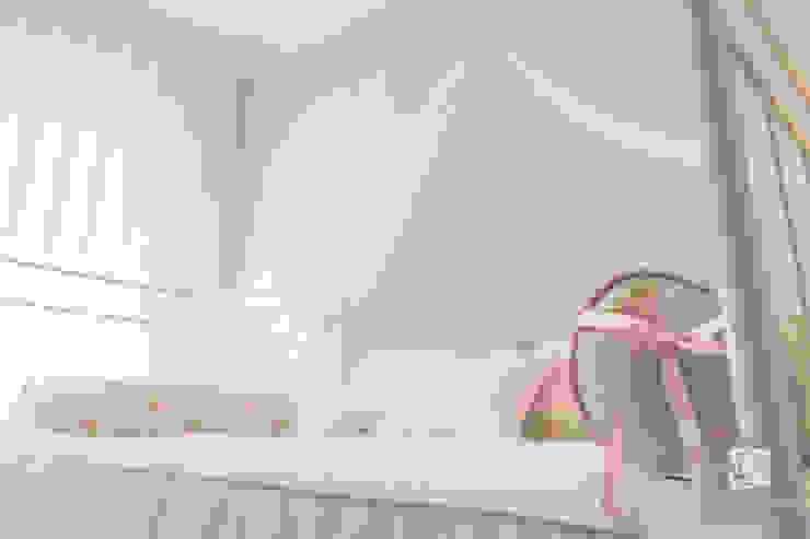Quarto das Rosas por Ângela Pinheiro Home Design Clássico
