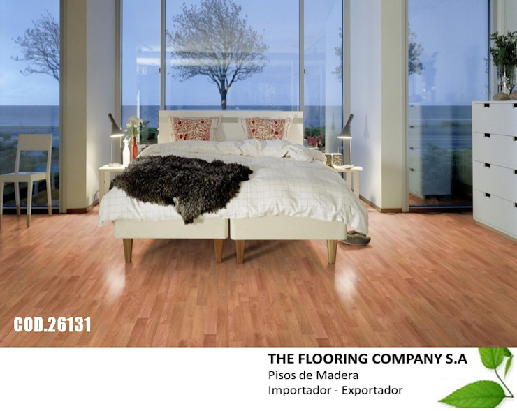 modern  by THE FLOORING COMPANY S.A, Modern Engineered Wood Transparent