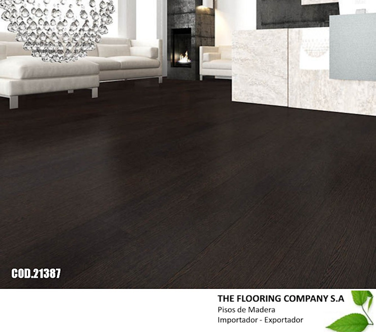 Walls & flooring by THE FLOORING COMPANY S.A,