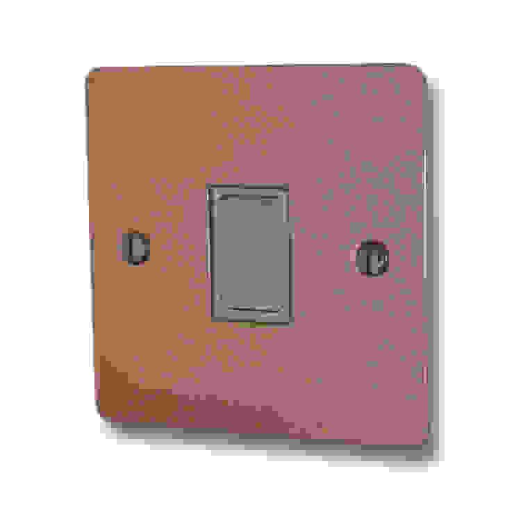 Flat bright copper switch Socket Store HaushaltAccessoires und Dekoration