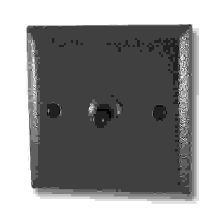Hammered copper toggle Socket Store HaushaltAccessoires und Dekoration